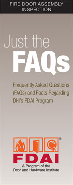 FDAI FAQ Booklet