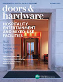 Doors + Hardware Magazine